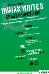 Human Writes Essay Competition