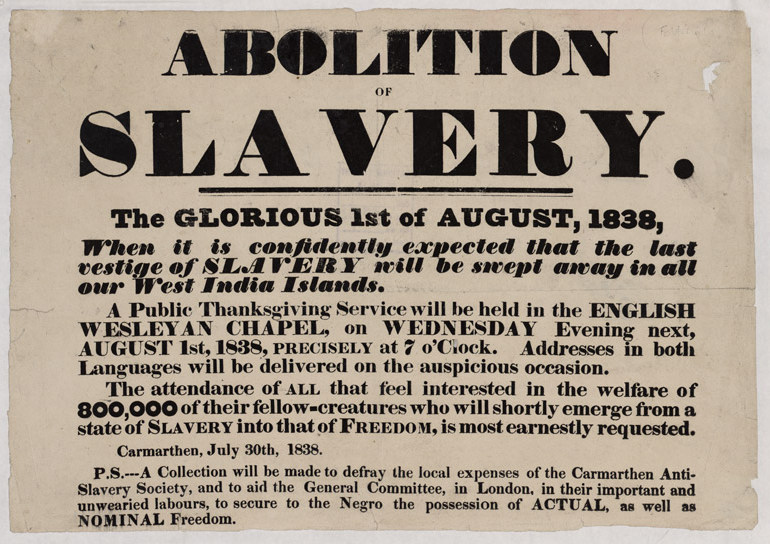 reasons the north abolished slavery Slavery was not abolished just the name was changed to sharecropper with over 5 million southern whites and 3 million southern blacks working on land stolen by wall street bankers lincoln did not claim slavery was a reason even in his emancipation proclamations on sept.