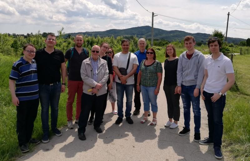 RC Fellows on Budapest study tour