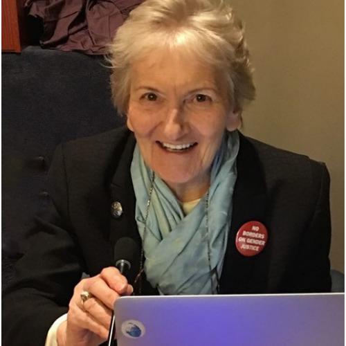 Dr Annette Lawson OBE