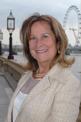 Baroness Helena Kennedy QC – portrait photo